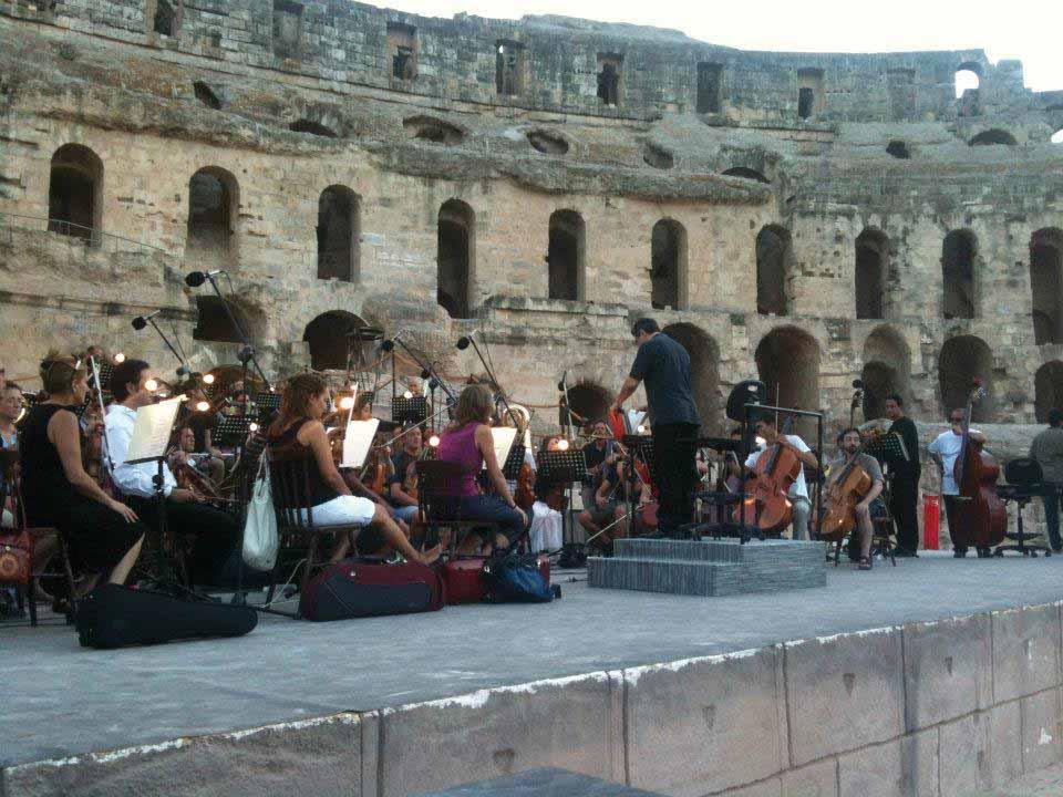 L'Orchestra Sinfonica di Roma