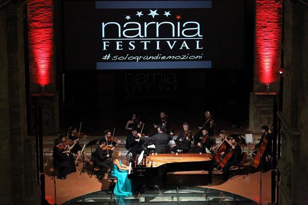 Al Narnia Festival, Leone d'argento alla carriera al Prof. Emanuele