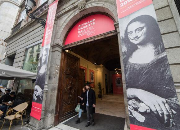 Duchamp, Magritte, Dalì. Rivoluzionari del XX secolo