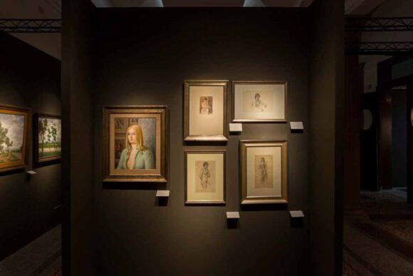 La Palermo del '900 rivive nei dipinti di Antonio Cutino