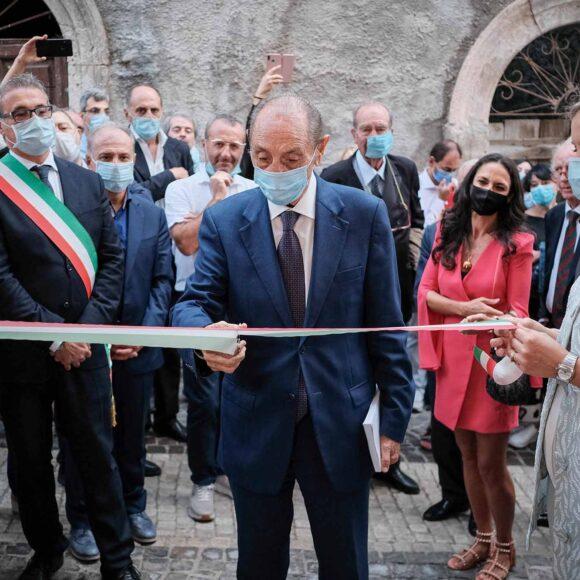 La Fondazione fa rinascere Casa Silone a Pescina
