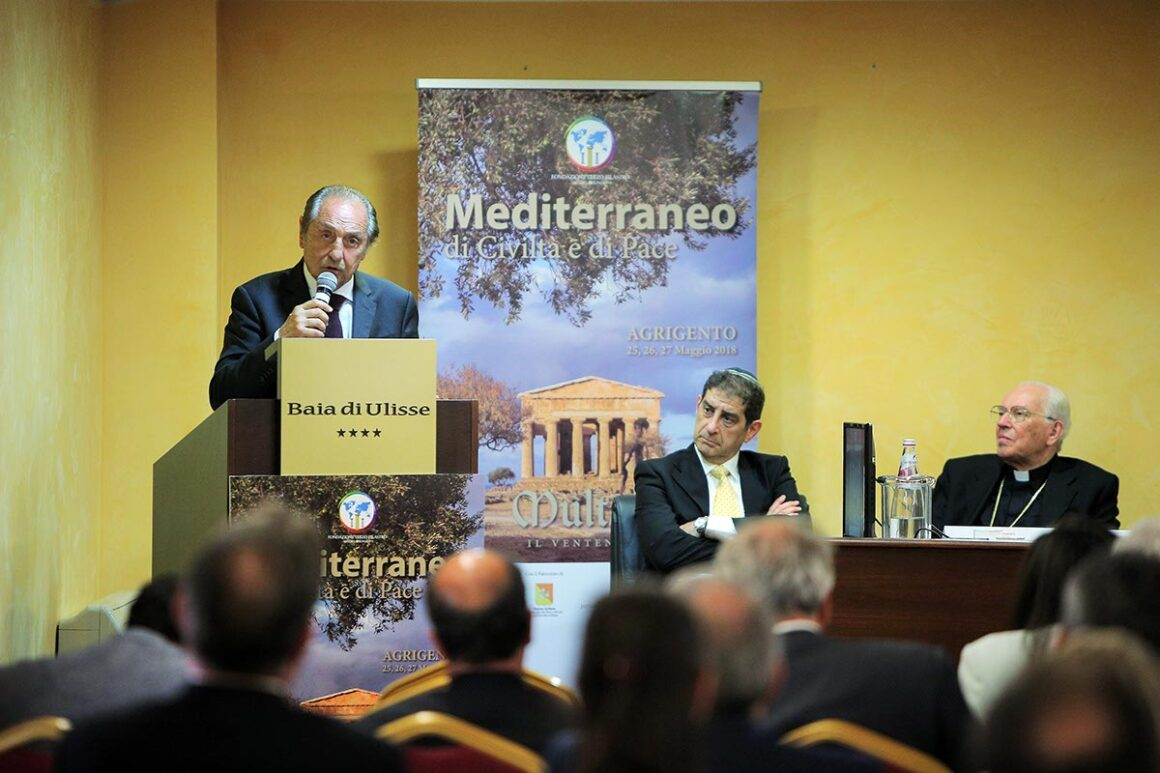 """Multaqa. Mediterraneo di civiltà e di pace"""