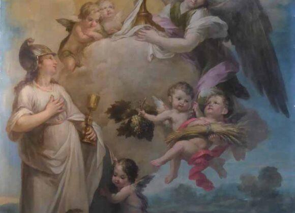 Chiesa del Convento de las Comendadoras – Madrid