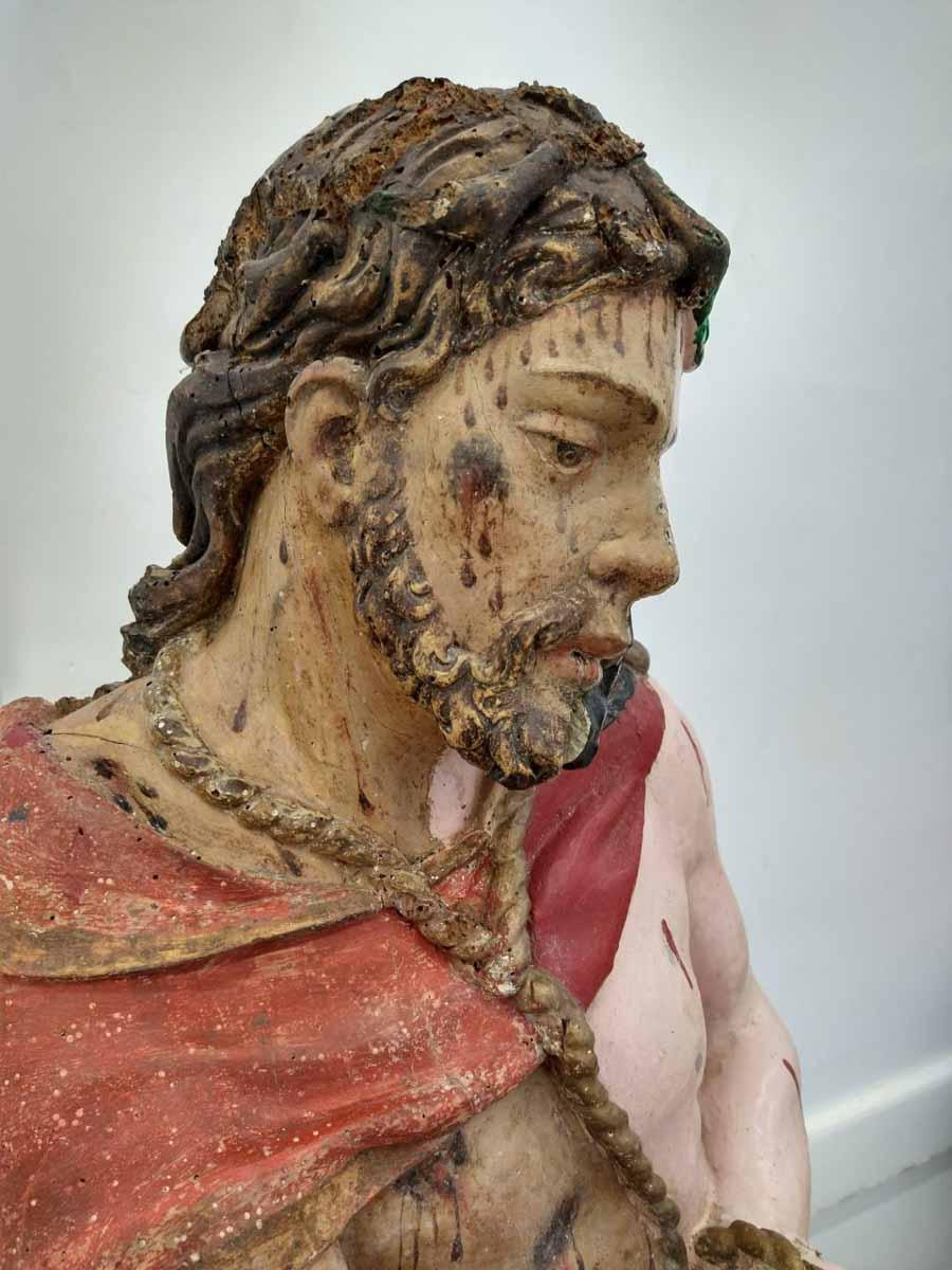 Restauro Ecce Homo