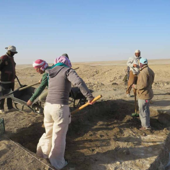 Scavi di Eridu – Iraq
