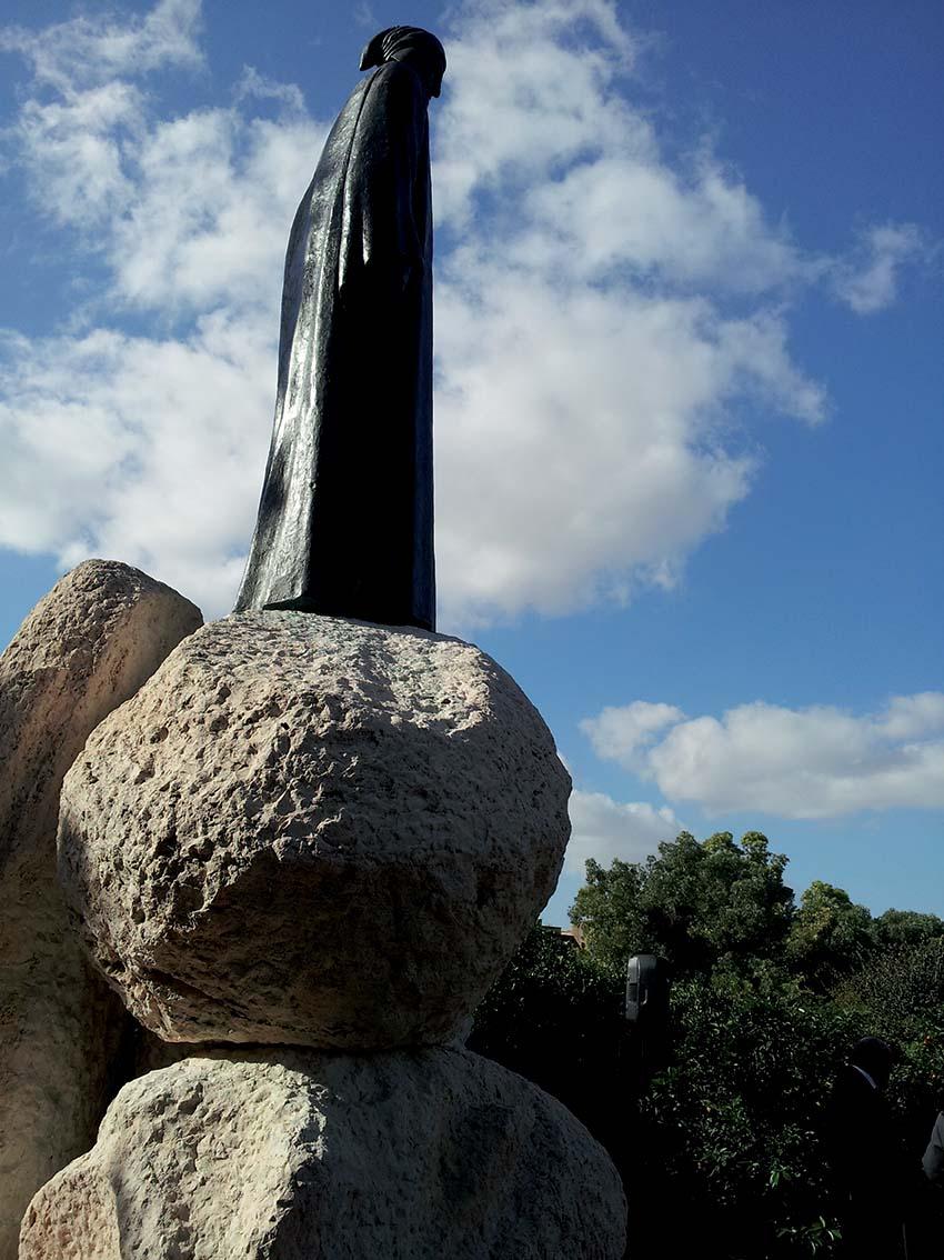 Restauro statua Dante Alighieri – Malta