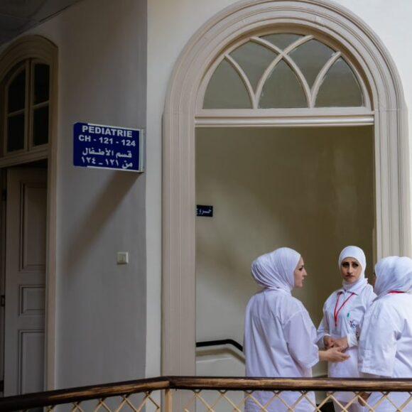 AVSI Ospedali Aperti in Siria