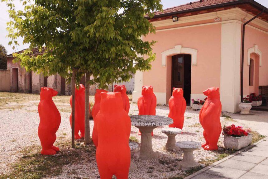 """""""Cracking Art. Sculture a colori"""" ad Avezzano – Prorogata la mostra fino al 9 gennaio 2022"""