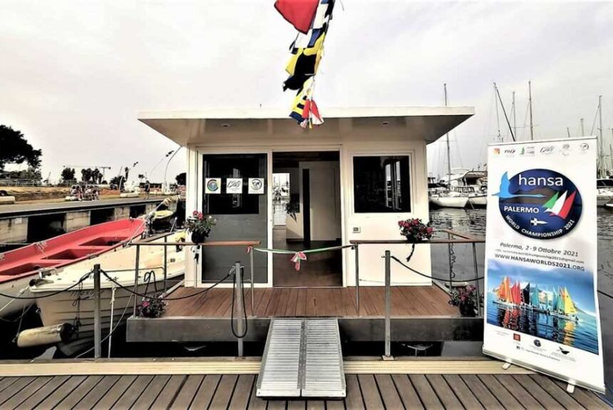 Inaugurata la casa galleggiante della Lega Navale Italiana Palermo