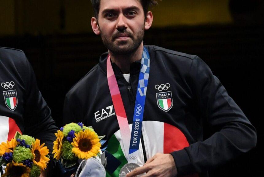 """In finale a Tokyo 2020 lo schermidore della Scuola di Scherma """"Emanuele"""" ad Ariccia"""