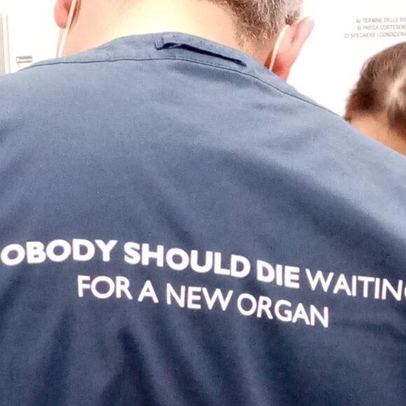 Donazione di un macchinario per il ricondizionamento polmonare (EVLP) all'Ospedale Bambino Gesù