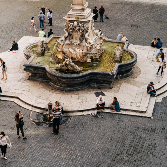 Il 38° Premio Fontane di Roma per la cultura e l'arte a Roma va al mecenate Prof. Emanuele
